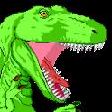 Dinosaur Comics || Random Cell logo