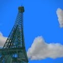 Eiffel Tower Live Wallpaper icon