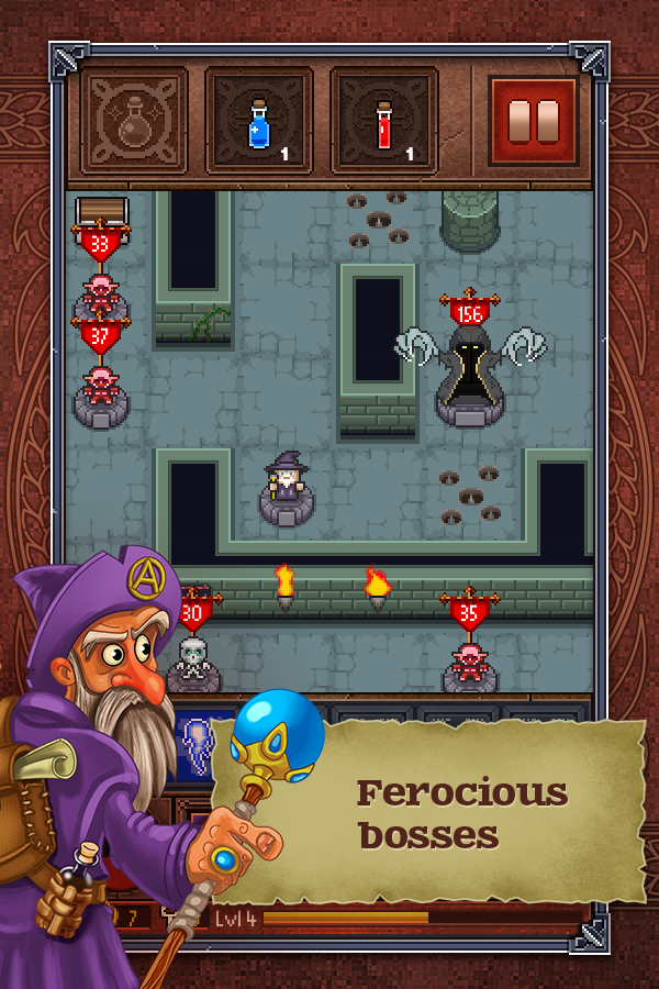 Dragon's dungeon Lite - screenshot
