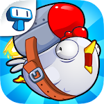 Chicken Toss - Cannon Launcher 1.0.13