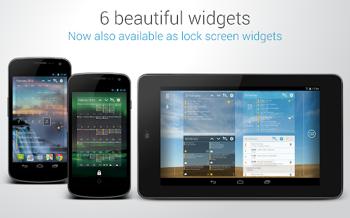 DigiCal Calendar & Widgets - screenshot thumbnail