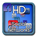 Social Network LWP HD icon