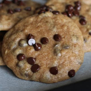 Sweet Potato Protein Chocolate Chip Cookies.