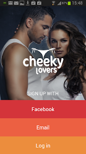 CheekyLovers - Flirty Dating - screenshot thumbnail