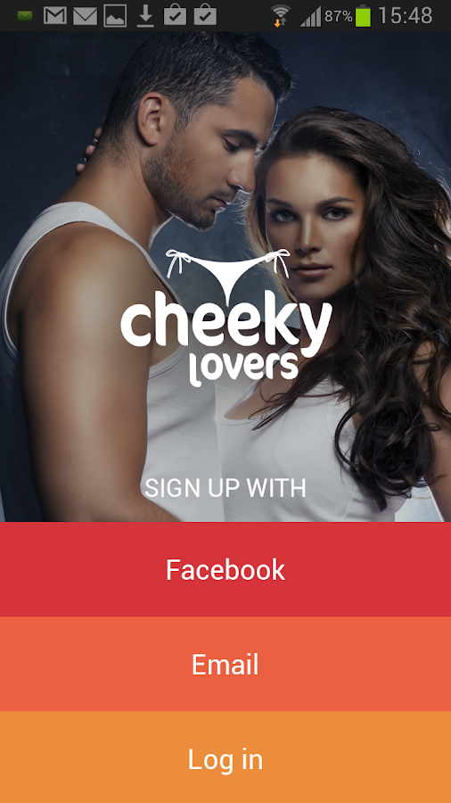 CheekyLovers - Flirty Dating - screenshot