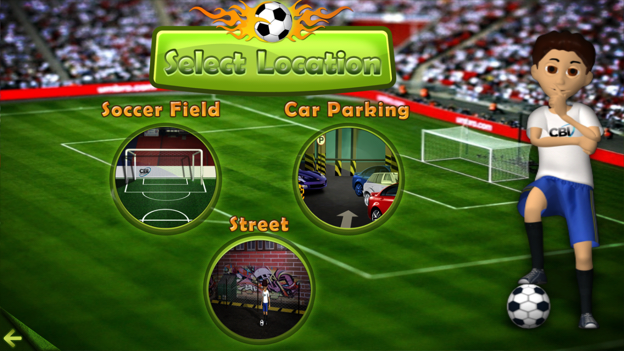 Just4Kicks HD - screenshot