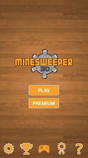 Minesweeper 3D- screenshot thumbnail