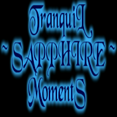 Tranquil Sapphire Moments