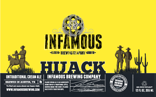 Logo of Infamous Hijack
