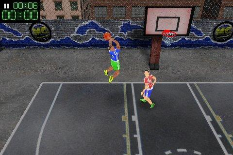 Street Basket: One on One - screenshot