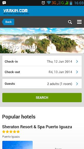 Hotels in Puerto Iguazu