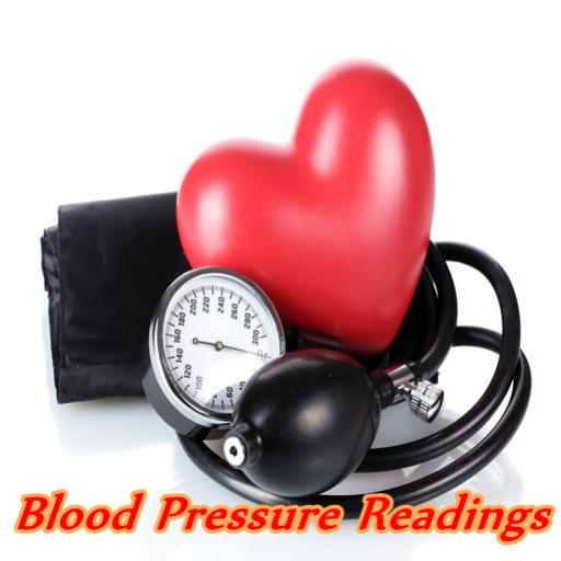 Blood Pressure Readings LOGO-APP點子