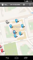 Screenshot of Buildings of MasarykUniversity