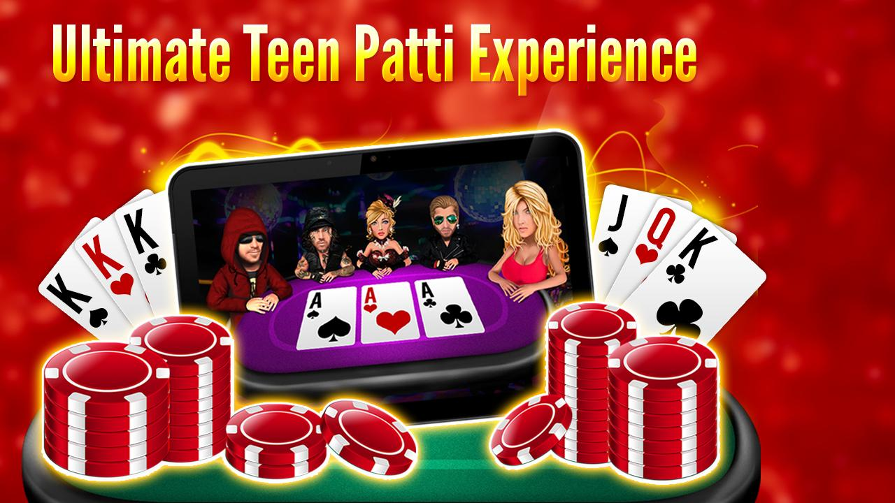teen patti poker