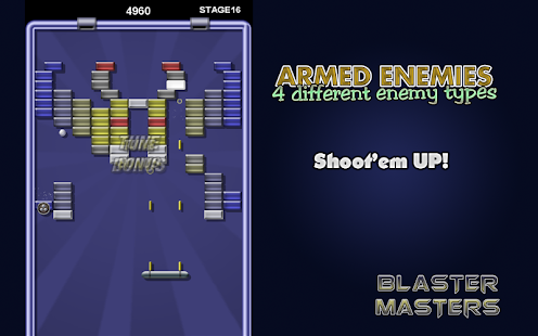 Blaster Masters - screenshot thumbnail