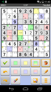 Sudoku Grab'n'Play Plus - screenshot thumbnail