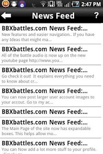 BBXbattles- screenshot thumbnail