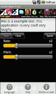 SmileTalker Free- screenshot thumbnail