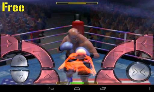 【免費體育競技App】Realistic Boxing-APP點子