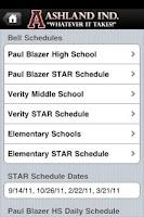 Screenshot of Ashland Independent Schools