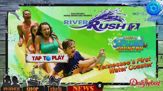 DW Explore River Rush 2- screenshot thumbnail