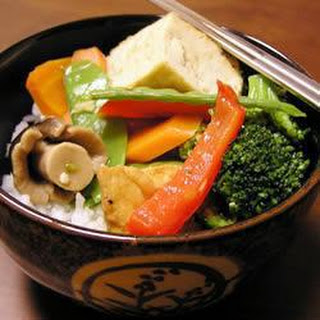 Oriental Stir-Fried Vegetables Recipe