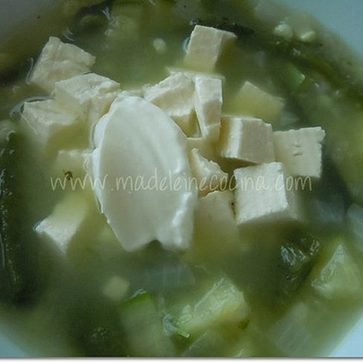 Tlaxcalan Style Soup Recipe