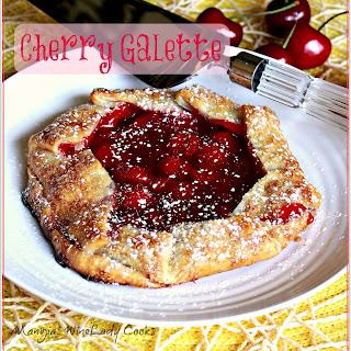 Cherry Galette Recipe