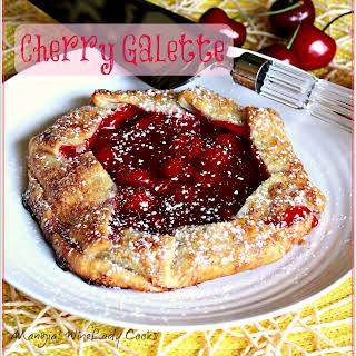 Cherry Galette.