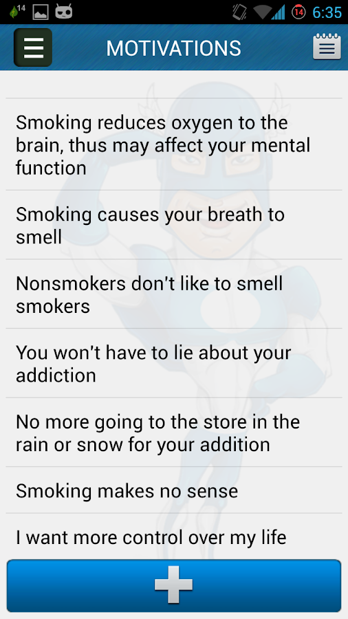 Stop Smoking Pro - screenshot