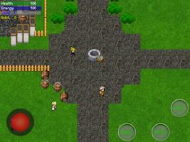 Screenshot of Quest Craft RPG