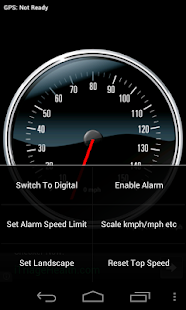 Speedometer - screenshot thumbnail