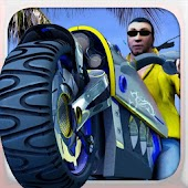Beach Moto : Racing Game