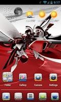 Screenshot of Hero Apex/Nova Theme