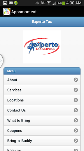 Experto Tax Service