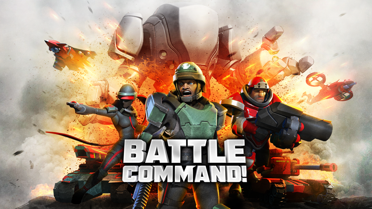 Battle Command: World of War - screenshot