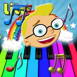 キッズピアノゲームLITE