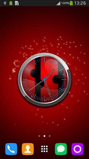 Clock Display App