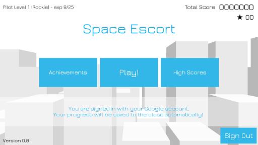 玩免費街機APP|下載Space Escort app不用錢|硬是要APP