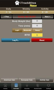 Calculator for Weight Loss - screenshot thumbnail