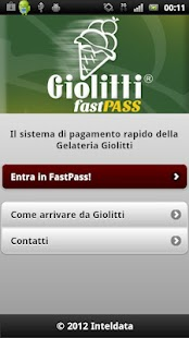 Giolitti FastPass- screenshot thumbnail