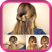 Hairstyles tutorial video