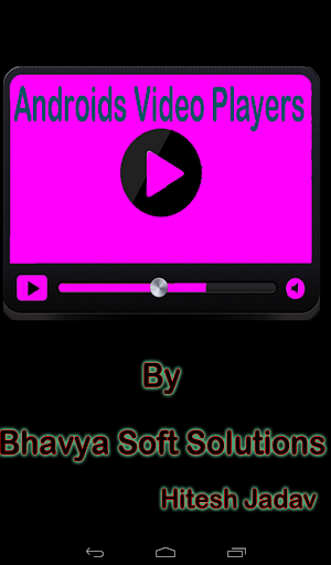 Androids Video Players