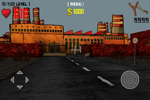Zombie Shooter - screenshot