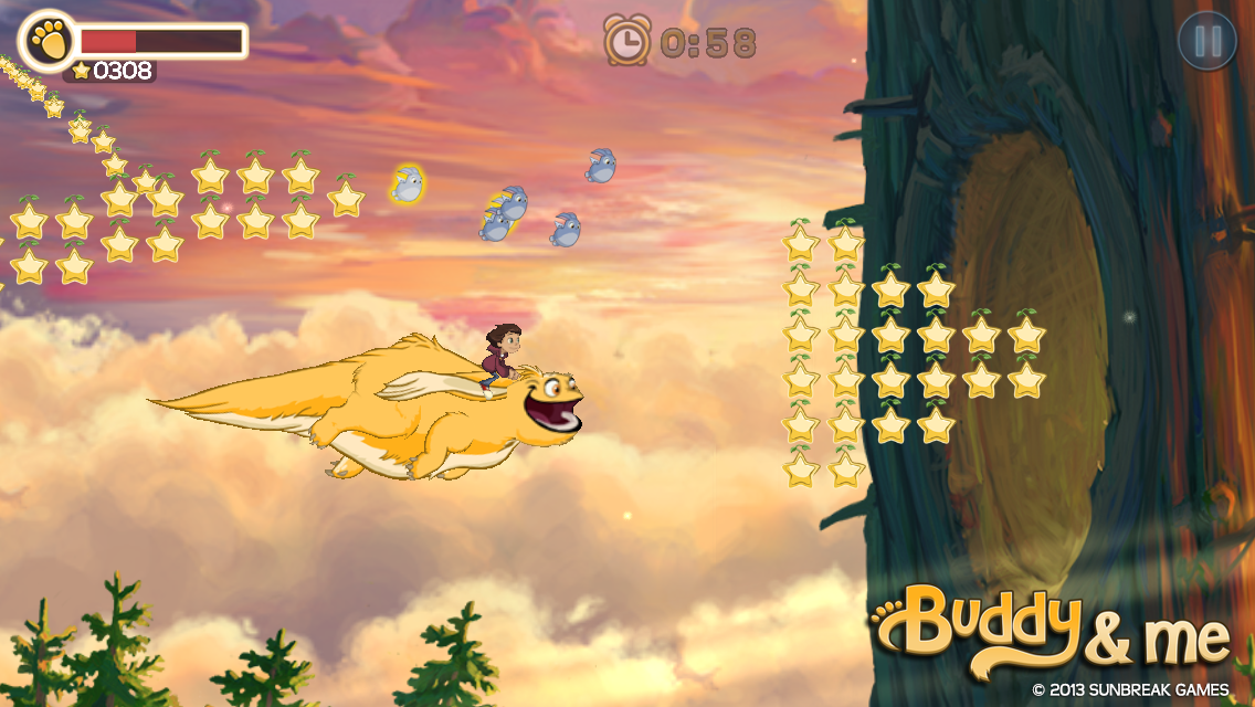 Buddy & Me - screenshot
