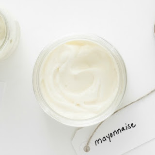 Traditional Mayonnaise Recipe