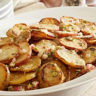 Grilled Horseradish Potato Salad