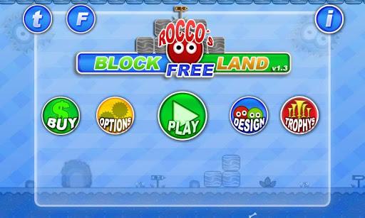 【免費休閒App】Rocco´s Block Land Free-APP點子