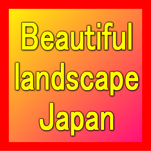 Beautiful landscape of Japan LOGO-APP點子