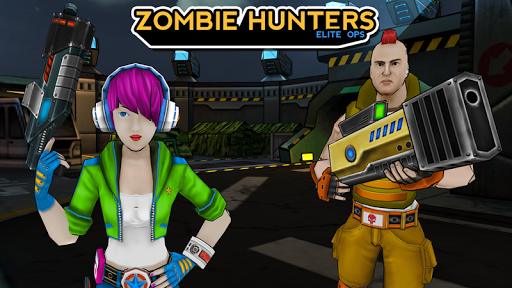 Zombie Hunters 3D